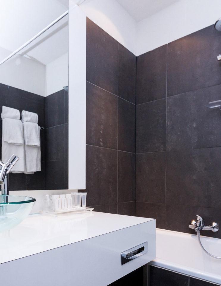 Chambre design | Hôtel Saint Sauveur